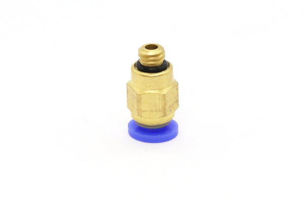 Pneumatic Push-In Fitting PC4-M6