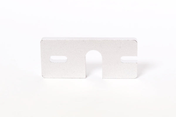 E3D Clone V6 Long Aluminum Hotend Mounting Bracket
