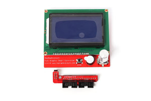 LCD 12864 Smart Controller With SD Socket And 60 cm Wire