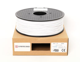 White - 1.75mm ASA Filament - 1 kg