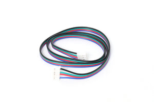 Stepper Motor Cable With White Connector (500 mm)