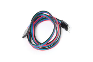 Male Dupont To Female Dupont 4 Pin Cable (70 cm)