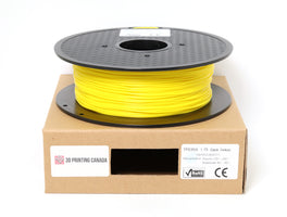 Dark Yellow - 1.75mm TPE85A Filament - 0.5 kg