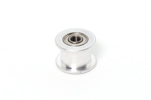 GT2-6 Smooth Idler Pulley, H Type, With Bearing, Compatible With 16T (Inner Bore 3mm)