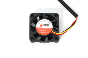 FYSETC Silent Cooling Fan 4010 5V, Prusa/i3/MK3 with Hydraulic Bearing