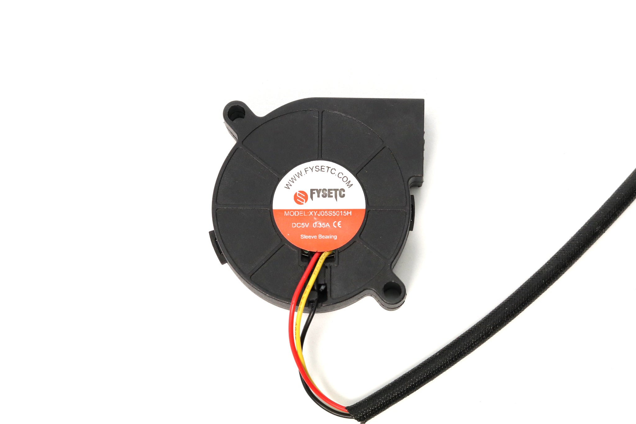 3D Printing Canada - FYSETC Blower Fan 5015 5V DC, Prusa/i3/MK3 with Sleeve  Bearing