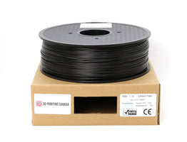 Carbon Fiber - 1.75mm ABS Filament - 1 kg