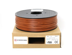Brown - 1.75mm ABS Filament - 1 kg