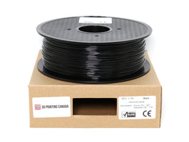 Black - 1.75mm PC+ Filament - 1 kg
