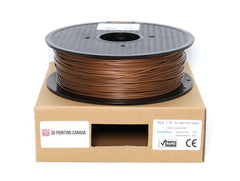 Red Copper Filled - 1.75mm Standard PLA Filament - 1 kg