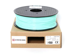 Pastel Green - 1.75mm Standard PLA Filament - 1 kg