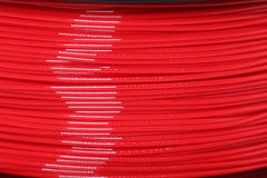 Red - 1.75mm PETG Filament - 1 kg