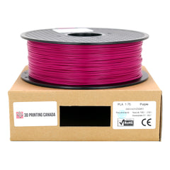 Purple - 1.75mm Standard PLA Filament - 1 kg