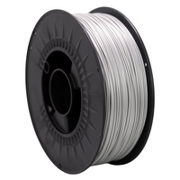 Silver - 1.75mm Value PLA Filament - 1 kg