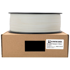 White - 1.75mm Euro ABS Filament - 1 kg