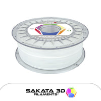 White  - 1.75mm Sakata ABS-E Filament - 1 kg