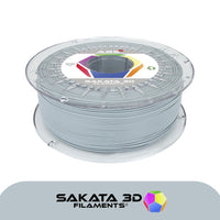 Grey - 1.75mm Sakata ABS-E Filament - 1 kg