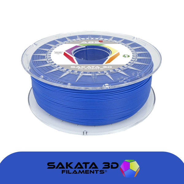 Blue - 1.75mm Sakata ABS-E Filament - 1 kg