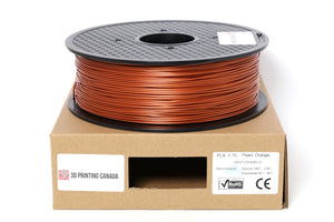 Pearl Orange - 1.75mm Standard PLA Filament - 1 kg