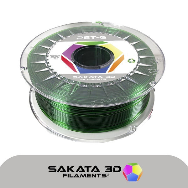 Emerald - 1.75mm Sakata PETG Filament - 1 kg