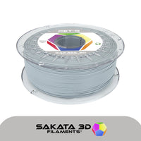 Grey - 1.75mm Sakata PETG Filament - 1 kg