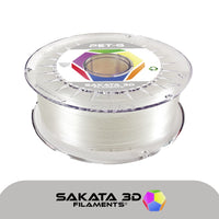 Natural - 1.75mm Sakata PETG Filament - 1 kg