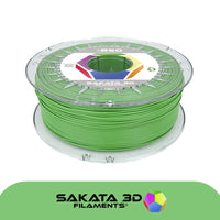 Green - 1.75mm Sakata PLA 850 Filament - 1 kg