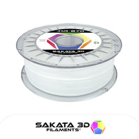 White - 1.75mm Sakata HR-PLA 3D870 - 1 kg
