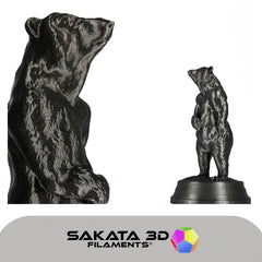 Magic (Sparkling) Coal - 1.75mm Sakata PLA 850 Filament - 1 kg