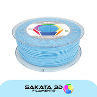 Sky Blue - 1.75mm Sakata PLA 850 Filament - 1 kg