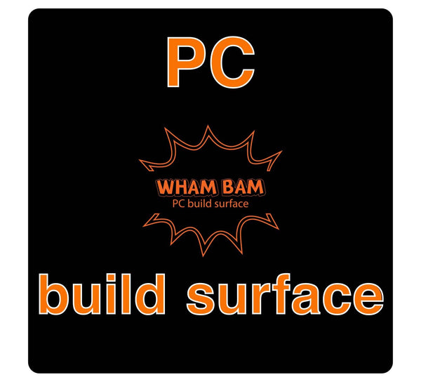 254x235mm - Wham Bam PC for Prusa MK3