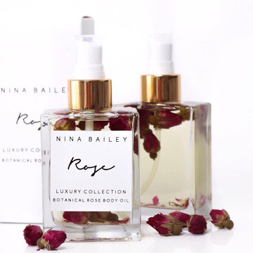 Rose Botanical Body Oil