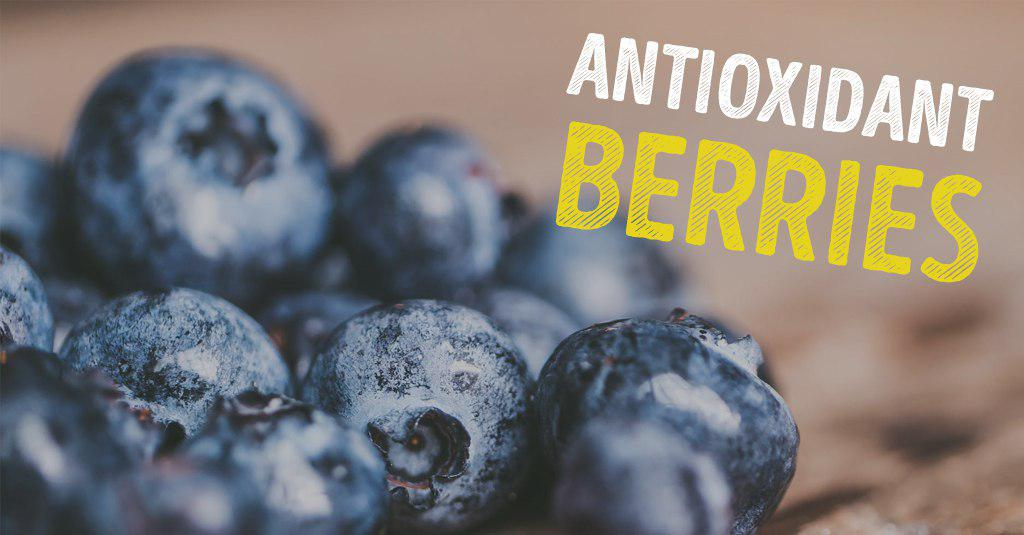BERRIES: NATURAL ANTIOXIDANTS AND YOUTH INGREDIENTS