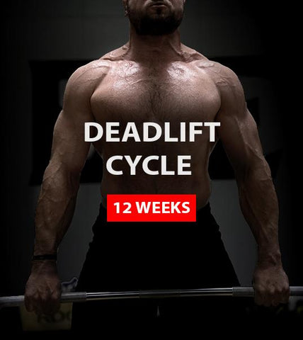 Deadlift Cycle (12 weeks)