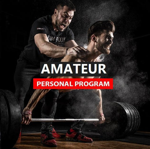 Amateur training program