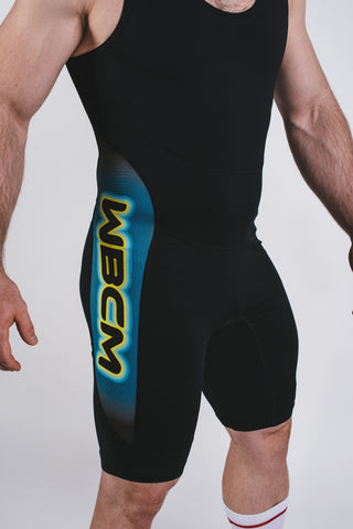 Men's Compression Singlet S-1