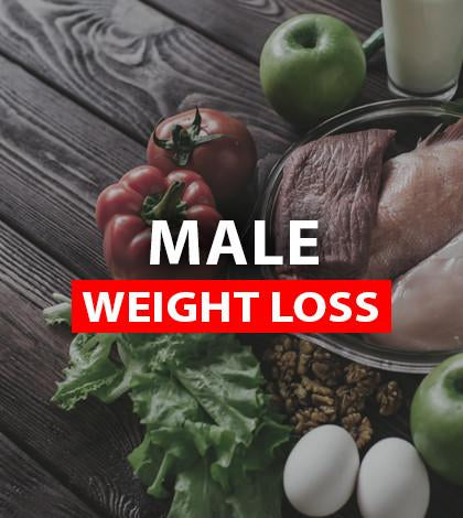 NUTRITION - MALE weight loss