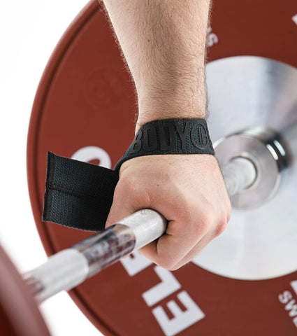 3D weightlifting Straps