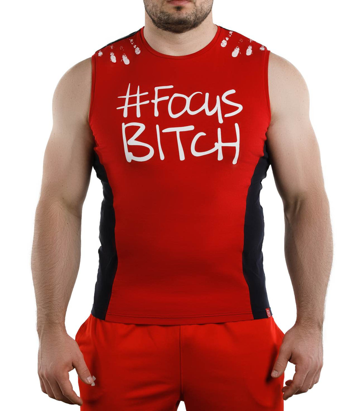 TANK TOP #FOCUSBITCH (LIMITED RUN)