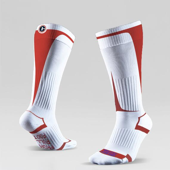 Long weightlifting SOCKS