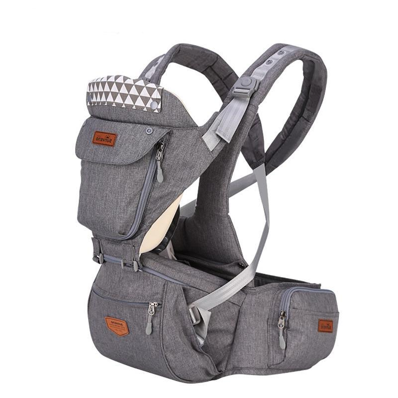 Infant Carrier Seat >> Deluxe Ergonomic Baby Carrier Infant Seat