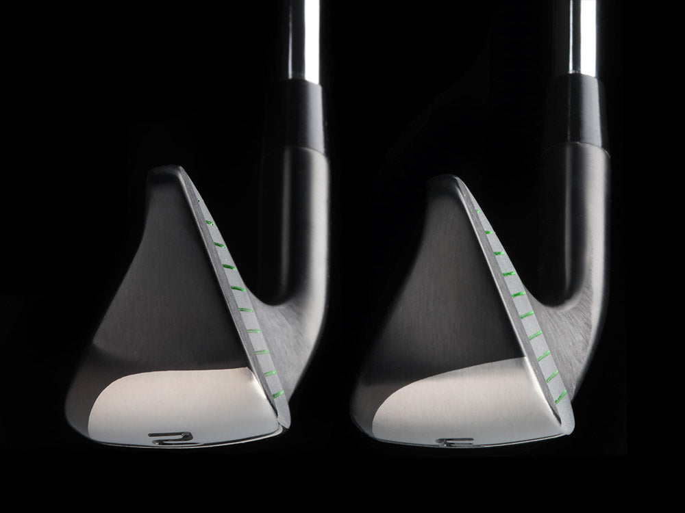 NEW! BombTech 3.0 Driving Iron Package