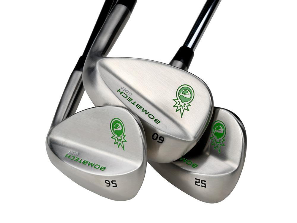 Pre-Owned BombTech 52 56 and 60 Wedge Set