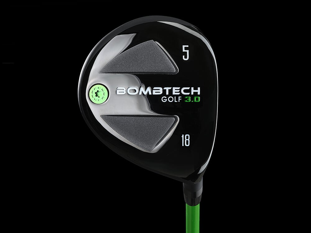 NEW! BombTech 3.0 Five Wood