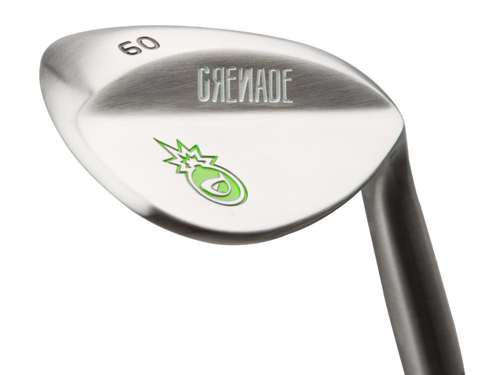Pre-Owned Grenade 52 56 and 60 Wedge Set