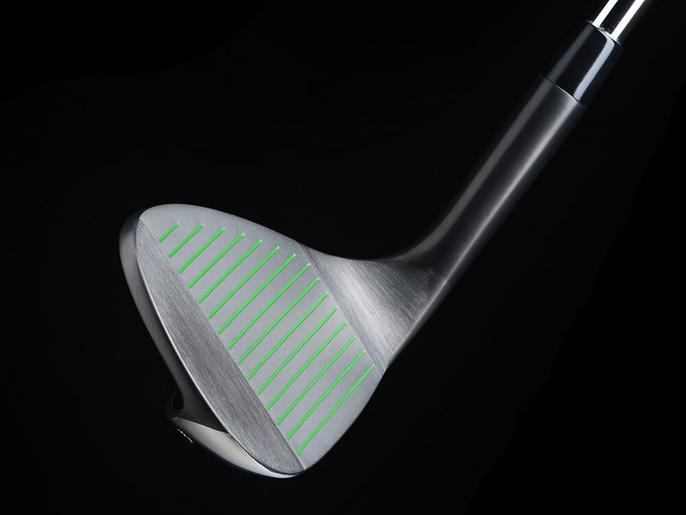 New! BombTech Golf 66 Degree Lob Wedge