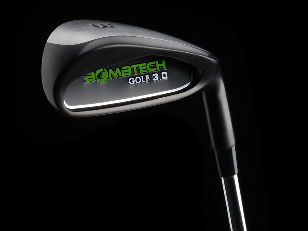 Pre-Owned BombTech Golf 3.0 Driving Irons Package