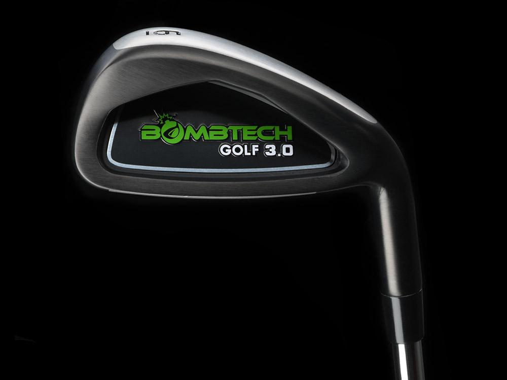 Pre-Owned BombTech Golf 3.0 Black Iron Set