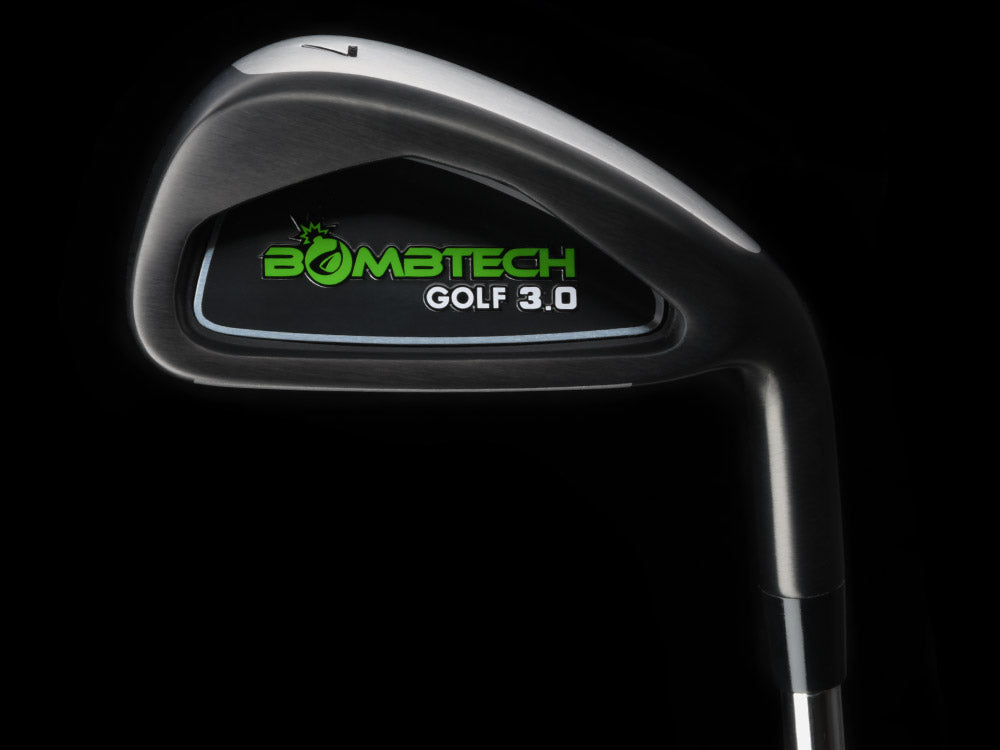 BombTech 3.0  mens golf irons set