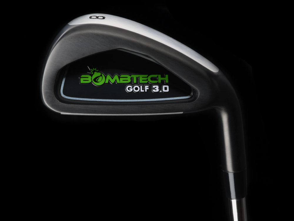 BombTech 3.0  full set of golf irons